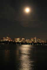 bostonskyline (Shore_Photo) Tags: moon boston canon eos full 30d shorephoto