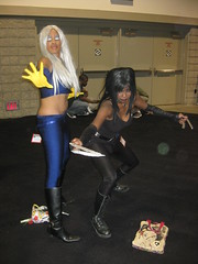 Storm and X-23