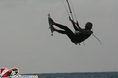 IMG_2744 (Streamer -  ) Tags: ocean friends sunset sea kite beach israel jump surf wind local 20 18  kitesurf knots parachute streamer kyte     ashkelon   ashqelon