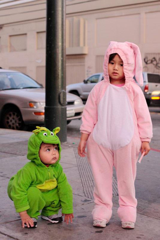 derekchloe_qshots halloween san francisco