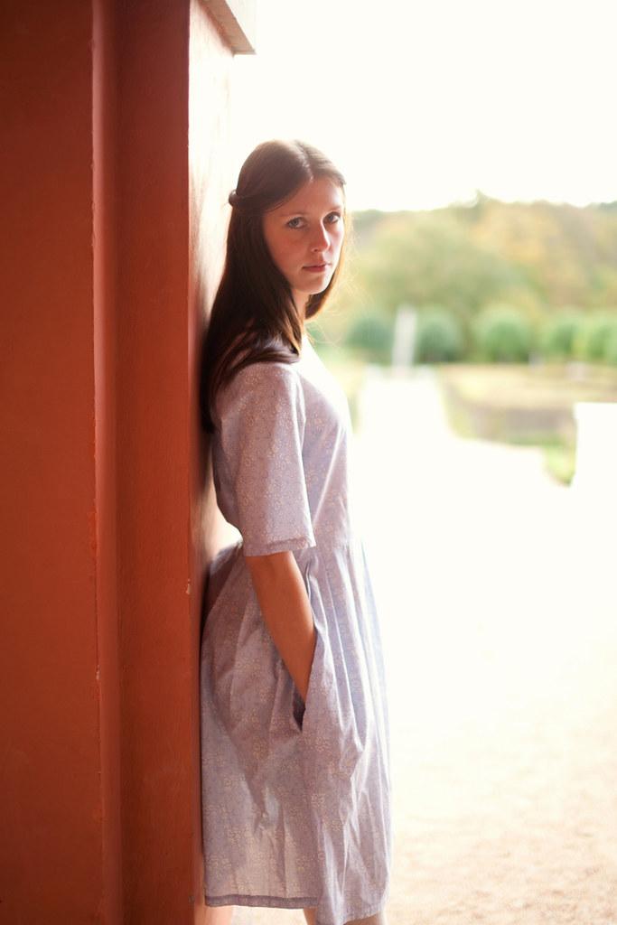 Emilia dress - A/W 11