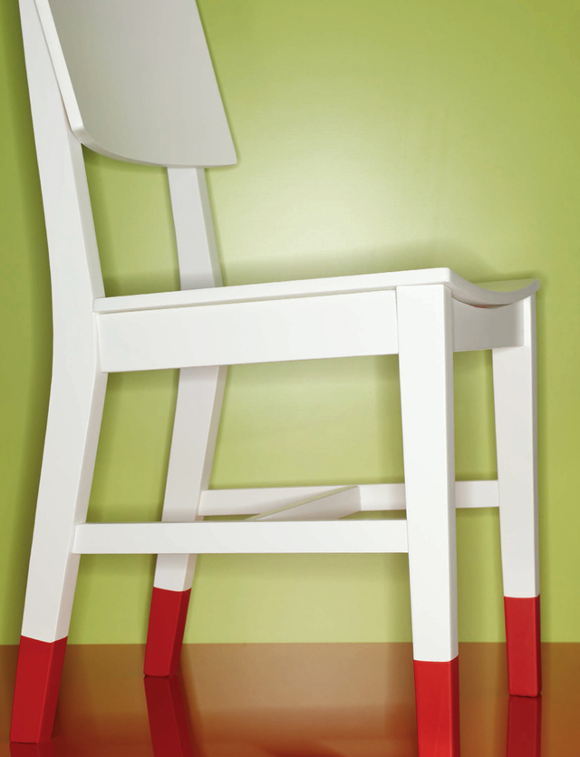 dip diy chair legs