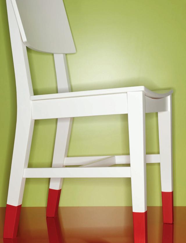 dip diy chair legs