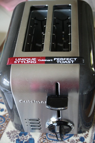 Cuisinart elements toaster