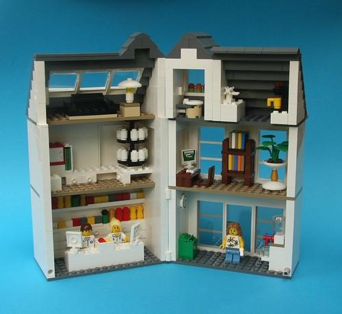 LEGO pharmacy 12