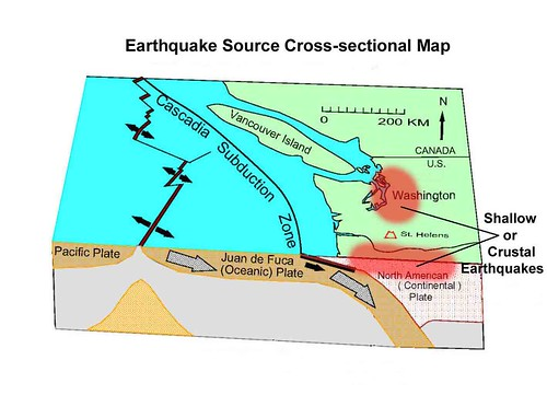Crustal Earthquakes