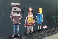 more fintan magee (the euskadi 11) Tags: street art collingwood melbourne magee fintan