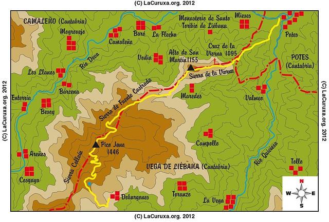 2012-03-24-DOBARGANES-PICO JANO-CRUZ DE LA VIORNA-POTES