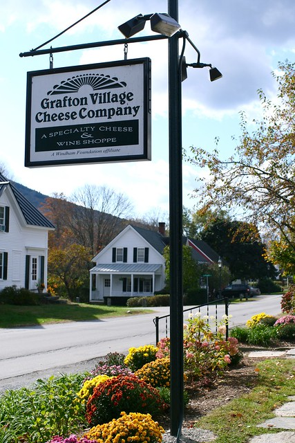 Visiting Vermont, Part 1 – Grafton Village Cheese Co.