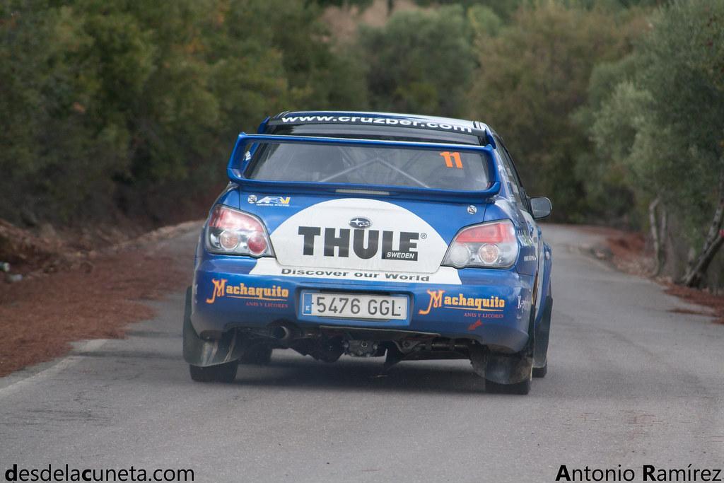 Mis fotos del XXIX Rallye Sierra Morena 2011 6318037363_9ee3a4458f_b