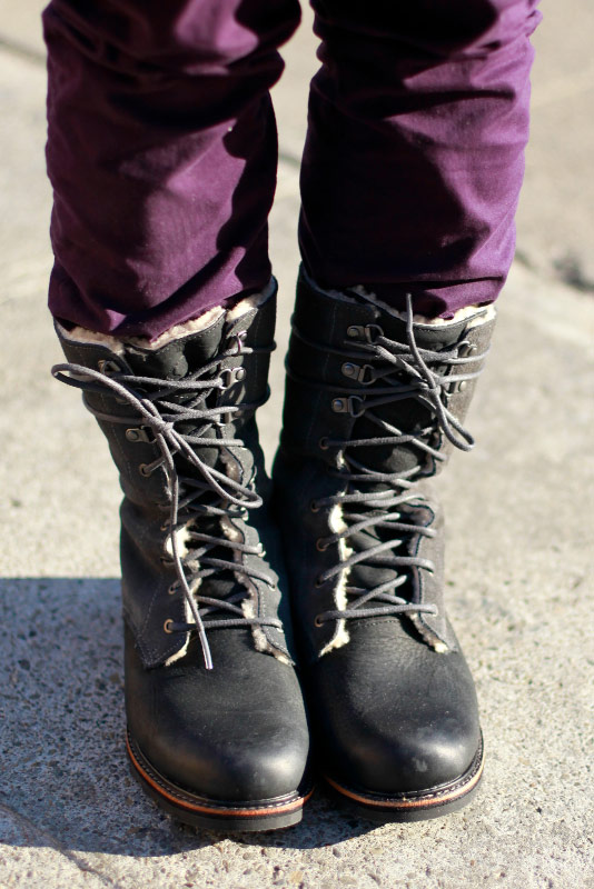 maisoreljbrand_shoes #jbrandjeans #sorelfootwear