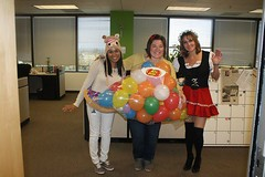 Dressed Up (HightailHQ) Tags: costumes party holiday halloween fun office yousendit
