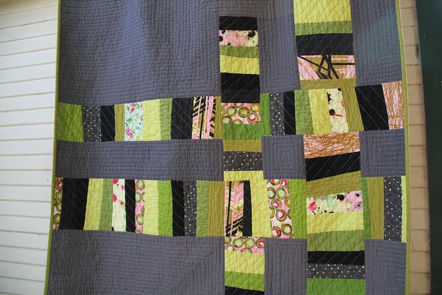 Habitat Challenge quilt