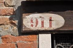 911 (kosare) Tags: italien venice italy italia 911 numbers venezia venedig nikond90