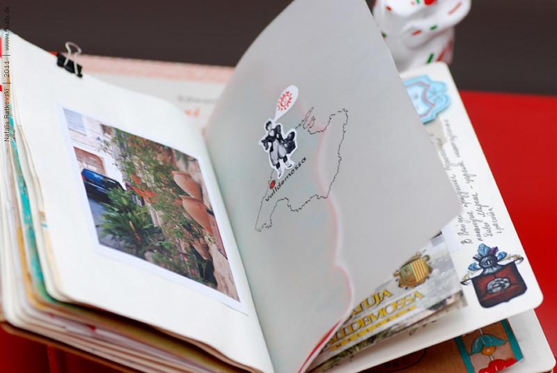 Mallorca travel book, 19