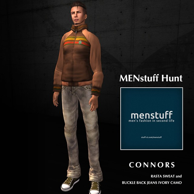 CONNORS MENstuff Hunt