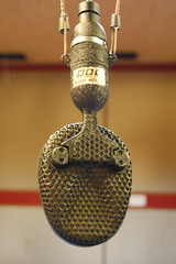 Coles 4038 Microphone (gilesbooth) Tags: radio bbc microphone stc coles bushhouse s5 worldservice 4038