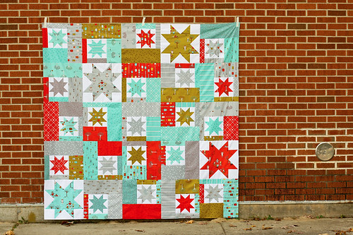 Little Apples Quilt Top by jenib320