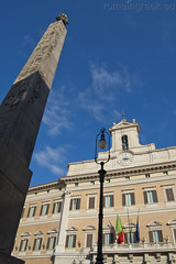 """Montecitorio • <a style=""""font-size:0.8em;"""" href=""""http://www.flickr.com/photos/89679026@N00/6340429397/"""" target=""""_blank"""">View on Flickr</a>"""