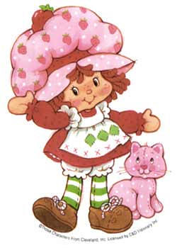Original Strawberry Shortcake