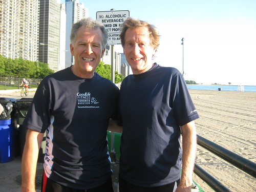 Running with Bill Rodgers
