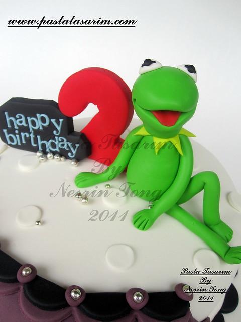 MUPPET SHOW CAKE - BURAK BARA BIRTHDAY