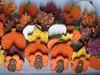 Thanksgiving Platter (Songbird Sweets) Tags: thanksgiving fall leaves pumpkins turkeys sugarcookies songbirdsweets