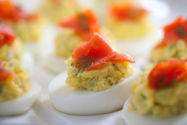 Deviled eggs - Best Basic Deviled Eggs Recipe — Pinch My Salt