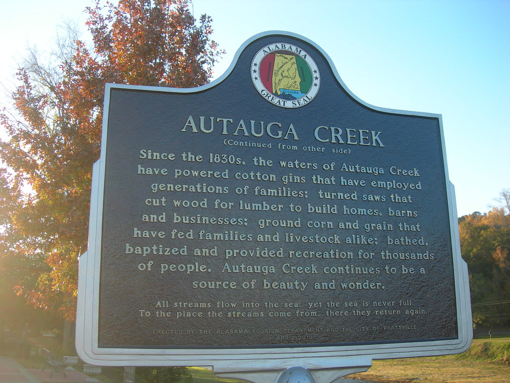 The World's Best Photos of autaugacreek and prattville