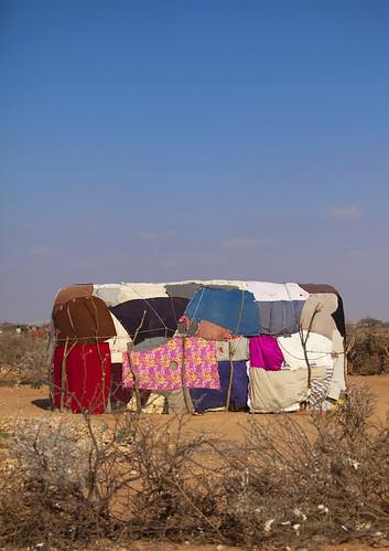 House patchwork -  Baligubadle - Somaliland