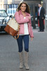 Gemma Oaten at the ITV studios London, England