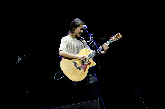 Kina Grannis Live in Singapore (KALLANG THEATRE)