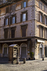 "piazza del Catalone, borgo Pio • <a style=""font-size:0.8em;"" href=""http://www.flickr.com/photos/89679026@N00/7024499085/"" target=""_blank"">View on Flickr</a>"