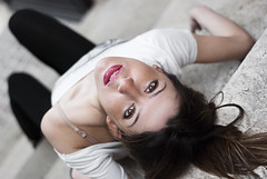 (Emanuele Tagliaferri) Tags: portrait love girl beauty fashion hair 50mm model glamour eyes nikon flickr pretty sweet makeup explore occhi glam nikkor 18 ritratto musa bellezza ragazza labbra modella d80 emanueletagliaferri