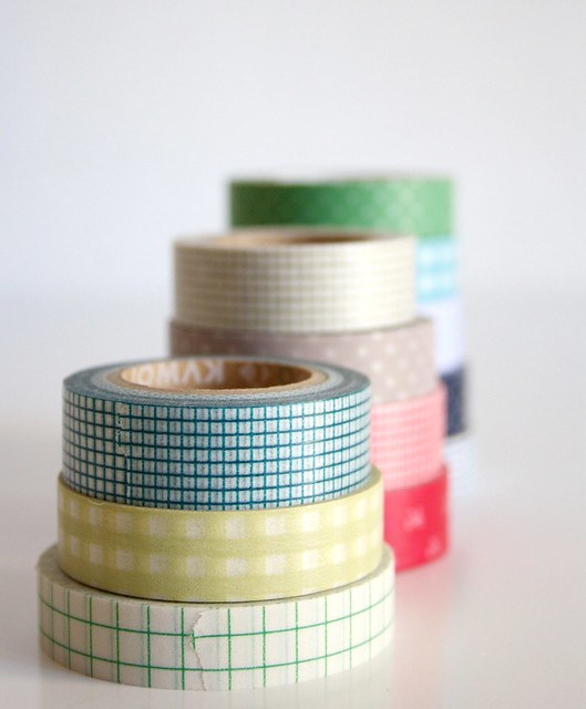 mmmmm. masking tape. by pilli pilli