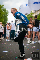 Paris Gay Pride 2011 (daidix) Tags: street gay paris gaypride manifestation ruestmaur
