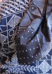 Yoruba Indigo Textiles (Teyacapan) Tags: africa newmexico santafe african indigo nigeria textiles picnik yoruba shibori