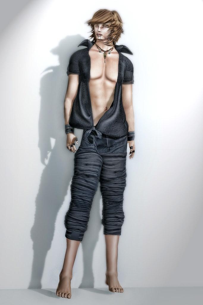 Male Fashion - Lulu Jameson