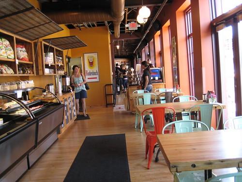 Cafe Benelux market