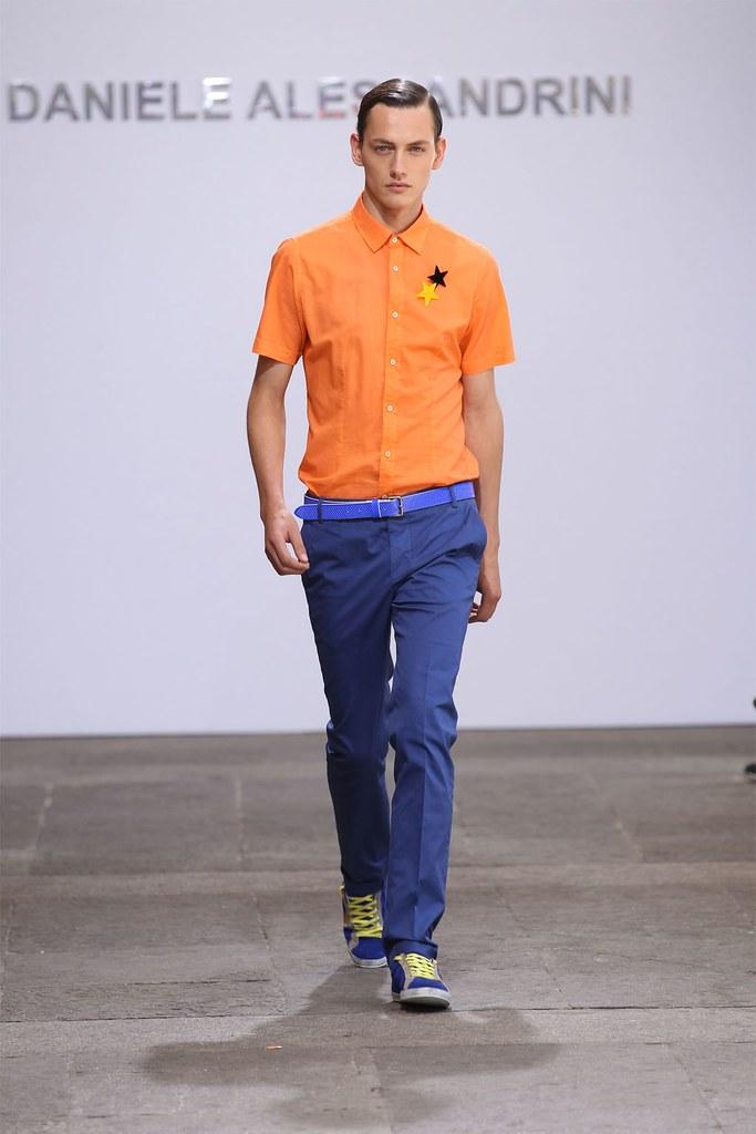 Jakob Hybholt3885_SS12 Milan Daniele Alessandrini(Homme Model)