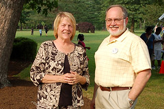 Our board's Mary Dare and Chris Weinrich