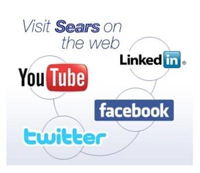 Sears Social Media