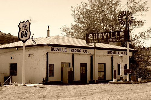 Budville Trading Post by queenodesign