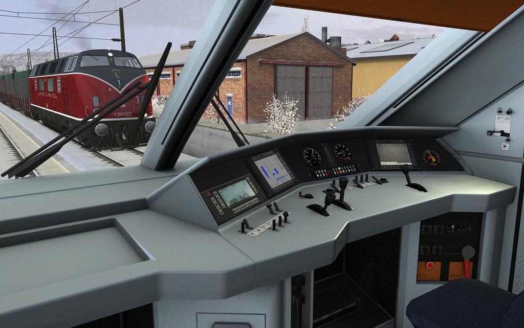 Railworks 3 Train Simulator 2012 Deluxe Updates 1-4 Pack
