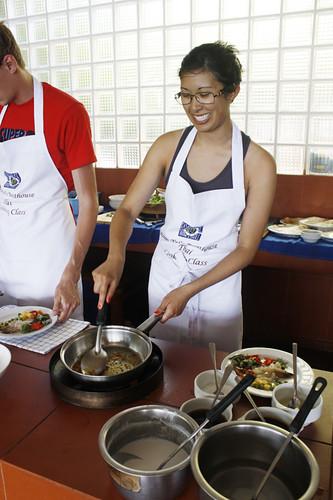 heavy wok?