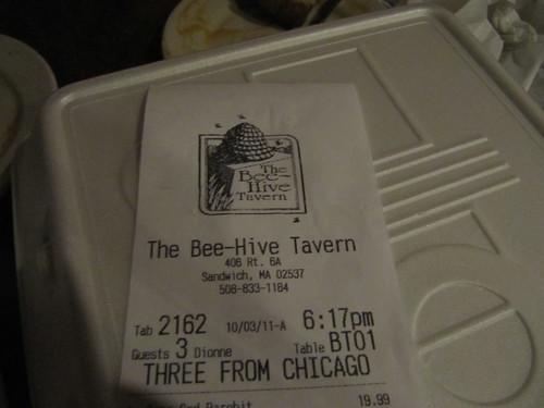 Bee-Hive Tavern