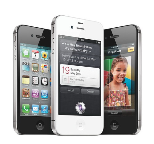 Apple 4g s smartphone pictures specs