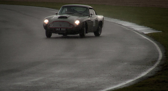 2011 Goodwood Revival: Aston Martin DB4 GT