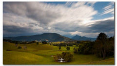 """May as well be here we are as where we are"" ~Australian Aboriginal saying (danishpm) Tags: longexposure mountains clouds canon australia wideangle nsw pastures aussie aus 1020mm mountwarning murwillumbah sigmalens countryaustralia eos450d 450d leefilters bigstopper sorenmartensen tweedarea hitechgradfilters 09ndsoftgrad"