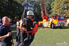 """Rettungshundeprüfung """"RH 3 Trümmer"""" 30.09. bis 02.10.11"""